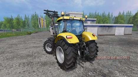 Case IH Puma CVX 160 Frontloader v2.0 für Farming Simulator 2015