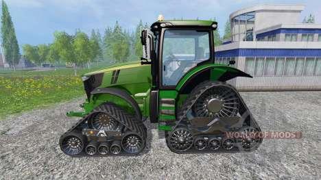 John Deere 7310R QuadTrac für Farming Simulator 2015