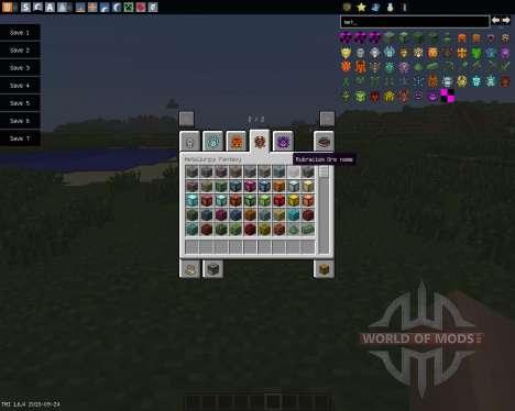 Metallurgy [1.6.4] für Minecraft