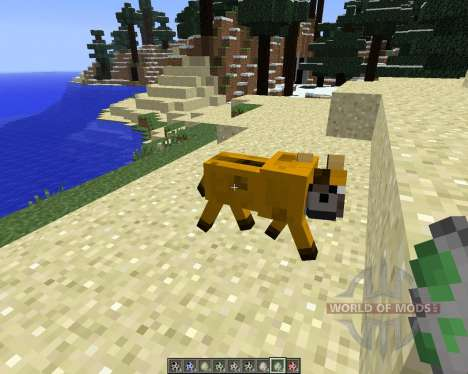 More Wolves [1.6.4] für Minecraft