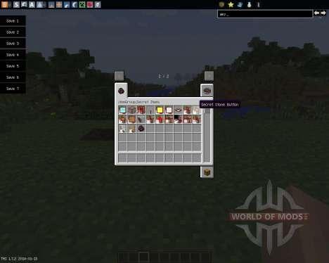 Secret Rooms [1.7.10] [1.7.2] pour Minecraft