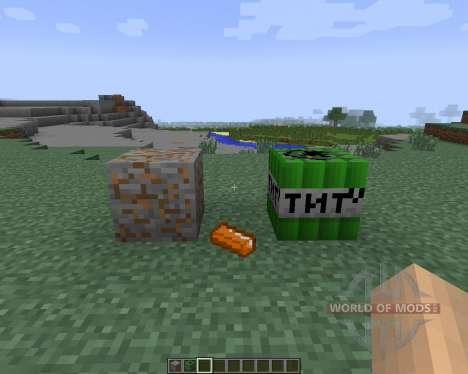 Ultimate TNT [1.7.2] pour Minecraft