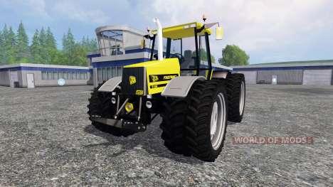 JCB 2150 Fastrac pour Farming Simulator 2015