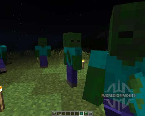 Slime Dungeons [1.6.4] pour Minecraft