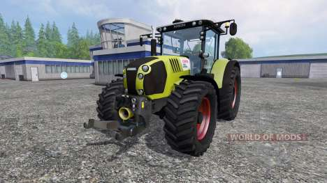 CLAAS Arion 650 v1.5 pour Farming Simulator 2015