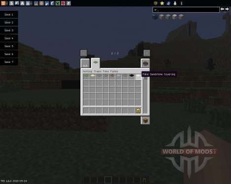 Hunting Traps [1.6.4] pour Minecraft