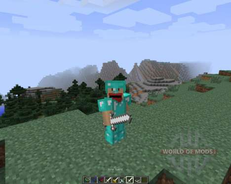 More Swords [1.7.2] pour Minecraft