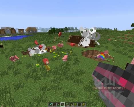 Trail Mix [1.7.10] für Minecraft