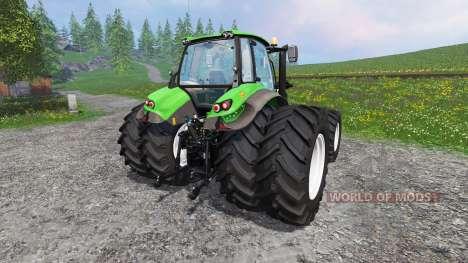 Deutz-Fahr Agrotron 7250 Dynamic8 v1.3 für Farming Simulator 2015