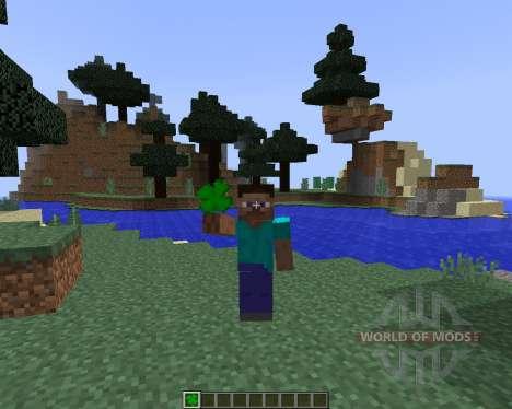 Magic Clover [1.8] pour Minecraft