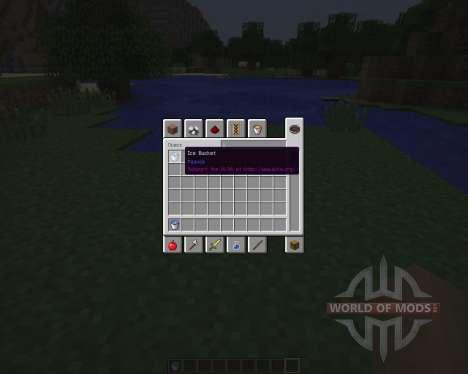 Ice Bucket Challenge [1.7.2] für Minecraft