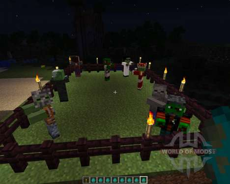 Mo Zombies [1.7.2] pour Minecraft