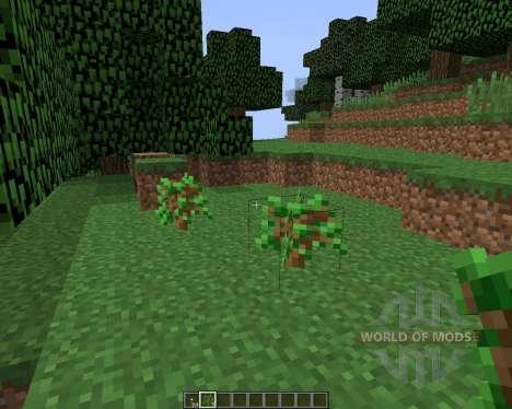 Auto Sapling [1.8] für Minecraft