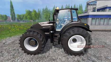 Deutz-Fahr Agrotron 7250 TTV Black Edition pour Farming Simulator 2015
