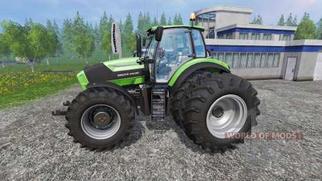 Deutz-Fahr Agrotron 7250 v1.1 pour Farming Simulator 2015