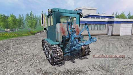 T-74 pour Farming Simulator 2015