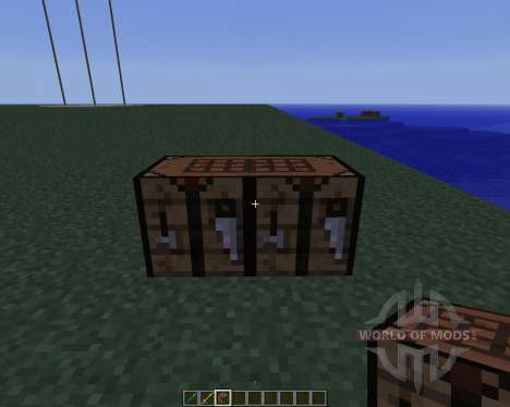 Extended Workbench [1.5.2] pour Minecraft