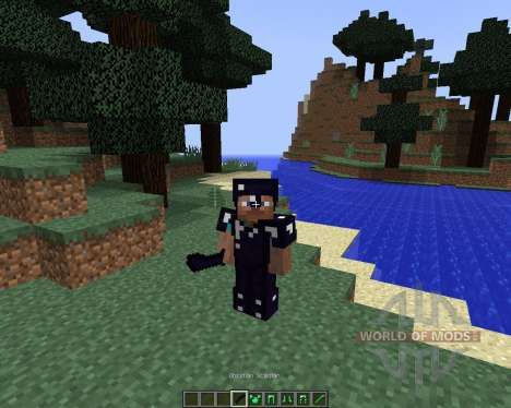 Emerald and Obsidian Tools [1.8] pour Minecraft