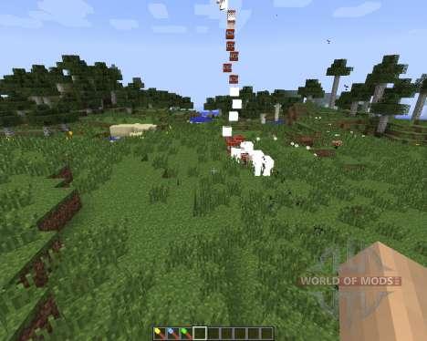 PowerItems (TNT Attacks) [1.7.2] für Minecraft