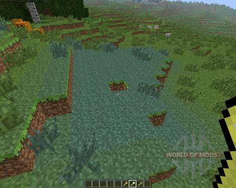 Biome Wand [1.6.4] pour Minecraft