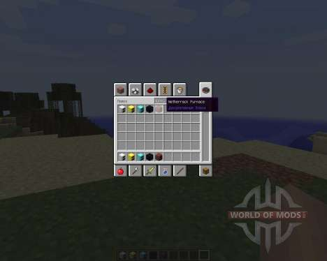 More Furnaces [1.7.2] pour Minecraft