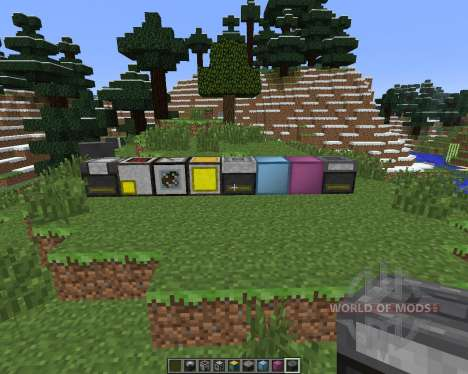 Steves Carts 2 [1.6.4] pour Minecraft