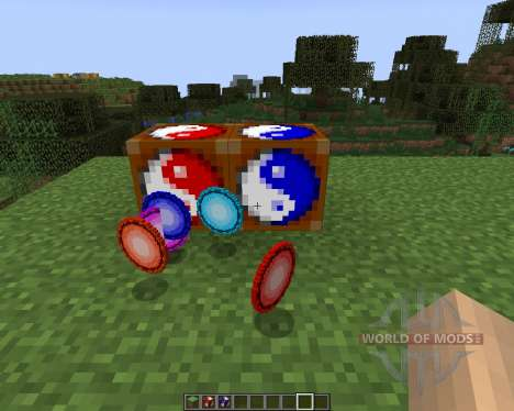 Touhou Items [1.7.2] pour Minecraft