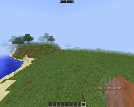 DirectionHUD [1.8] für Minecraft