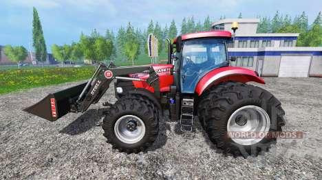 Case IH Puma CVX 230 v4.0 TwinWheels Frontloader für Farming Simulator 2015