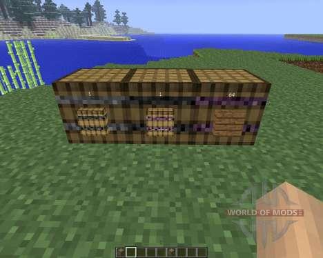 Barrels [1.5.2] pour Minecraft