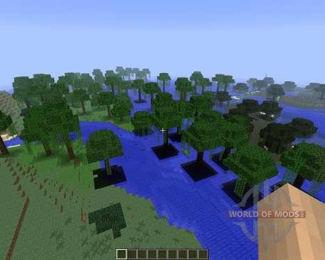 ExtrabiomesXL [1.5.2] für Minecraft