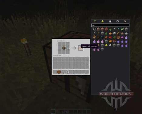 Portable Craft Bench für Minecraft
