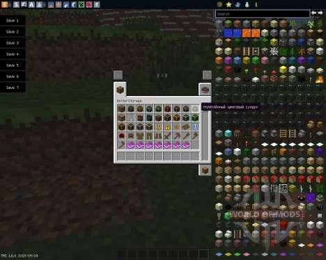 Better Storage [1.6.4] für Minecraft