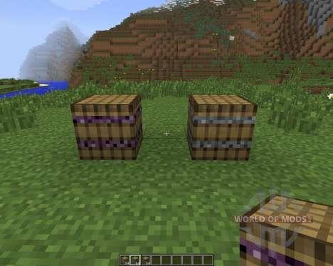Barrels [1.7.2] für Minecraft