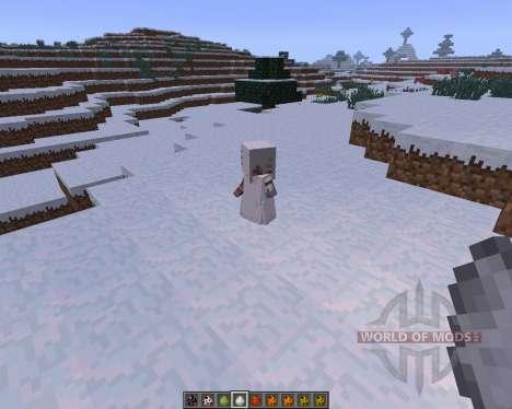 Crazy Pumpkin Mobs [1.6.4] pour Minecraft