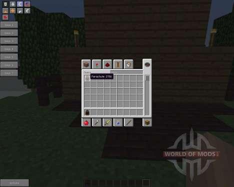 Parachute [1.5.2] pour Minecraft