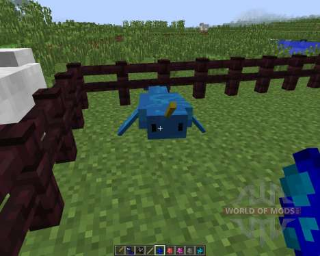 Over Crafted [1.7.10] pour Minecraft