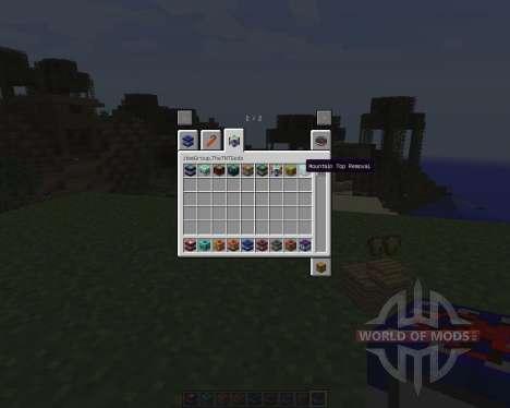 Too Much TNT [1.7.2] für Minecraft