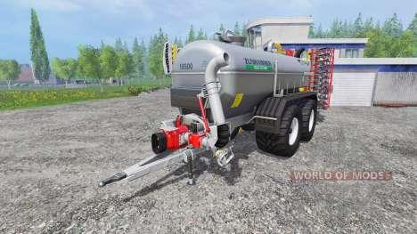Zunhammer SKE 20 PU pour Farming Simulator 2015