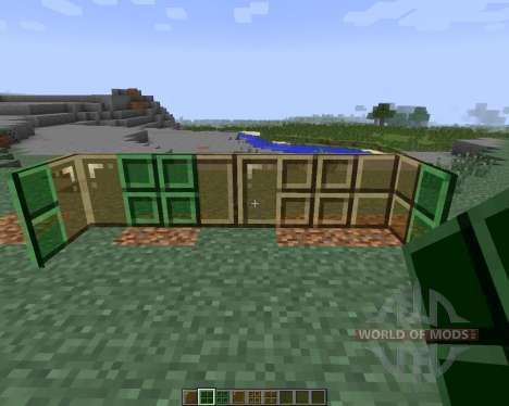 Chisel by Asie [1.7.2] pour Minecraft