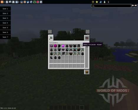 The Farlanders [1.7.2] pour Minecraft