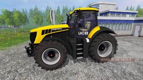 JCB 8310 Fastrac v2.0 für Farming Simulator 2015