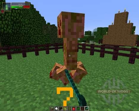 Damage Indicators [1.5.2] für Minecraft