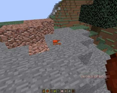 LotsOMobs [1.8] für Minecraft