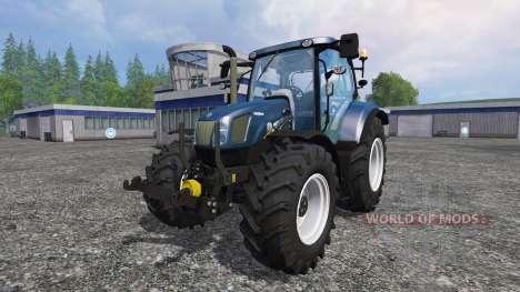 New Holland T6.160 Blue Power v2.0 pour Farming Simulator 2015