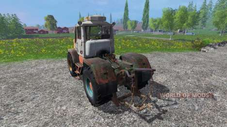 T-150K v1.1 pour Farming Simulator 2015