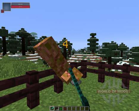 Damage Indicators [1.6.4] für Minecraft