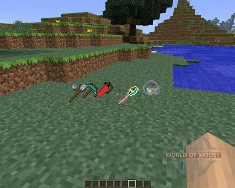 Gizmos [1.6.4] pour Minecraft