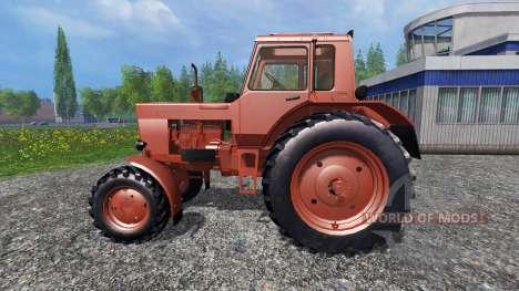 MTZ-80 waschbar für Farming Simulator 2015