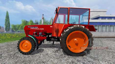 UTB Universal 650 model 2002 pour Farming Simulator 2015